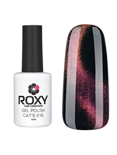 ГЕЛЬ-ЛАК ROXY NAIL COLLECTION 3D CAT'S EYE 195-ФЕЕРИЯ ЧУВСТВ (10 ML)