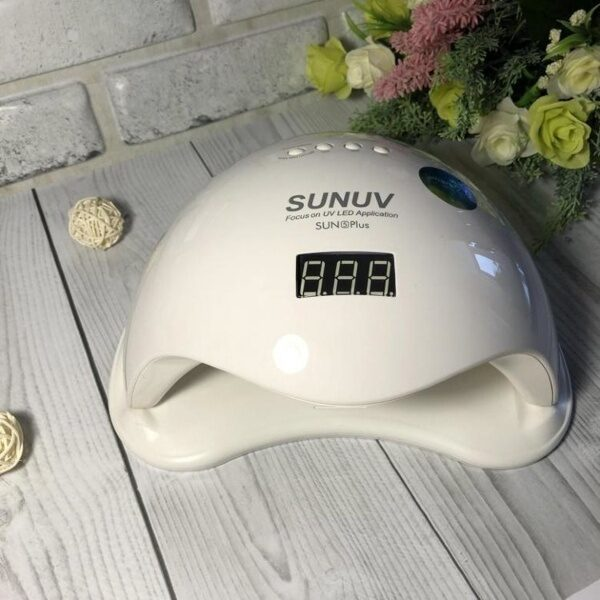 UV LED LAMP SUN5+ COLOR 48 ВТ.