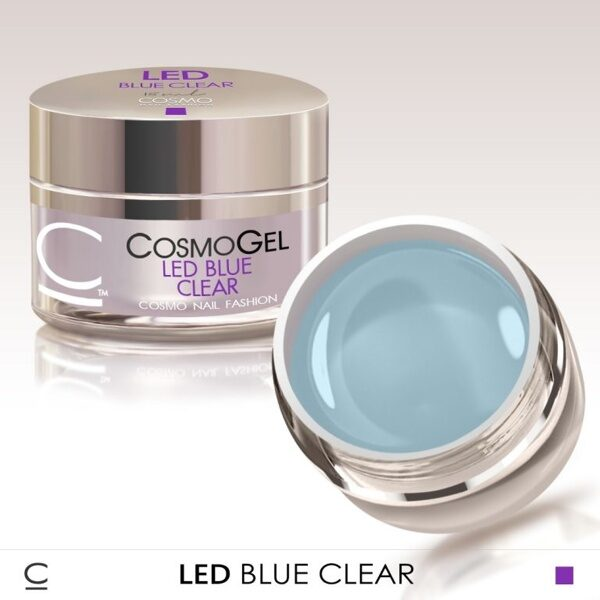 LED BLUE CLEAR 50 МЛ