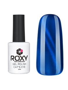 ГЕЛЬ-ЛАК ROXY NAIL COLLECTION CAT'S EYE 172-ОПИУМ (10 ML)