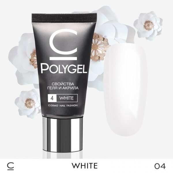 POLYGEL WHITE 30 МЛ