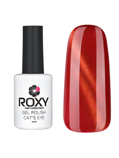 ГЕЛЬ-ЛАК ROXY NAIL COLLECTION CAT'S EYE 170-ХОЛЛИ (10 ML)